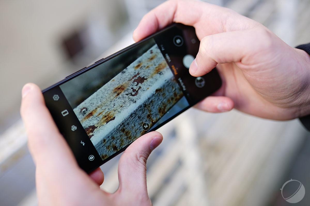 L'application photo du HuaweiP30