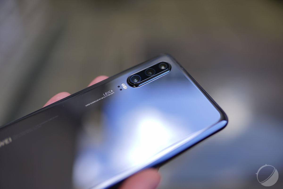 La puce du HuaweiP30 est moins performante que celle du HuaweiP40
