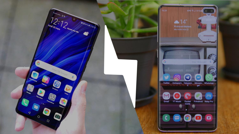 Huawei P30 Pro Oder Samsung S10
