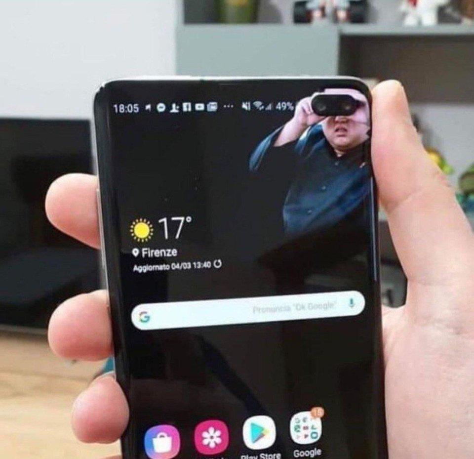 Samsung Galaxy S10 Internet A Trouvé Comment Se Jouer De L