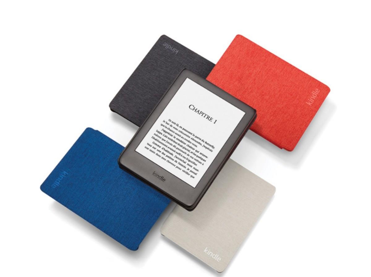 Kindle Amazon : vous pourrez lire dans la nuit avec sa nouvelle liseuse à éclairage frontal