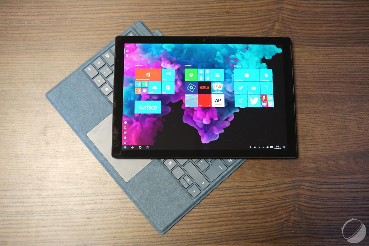 Surface Pro 7, Book 3, Laptop 3, Buds et Centaurus : les