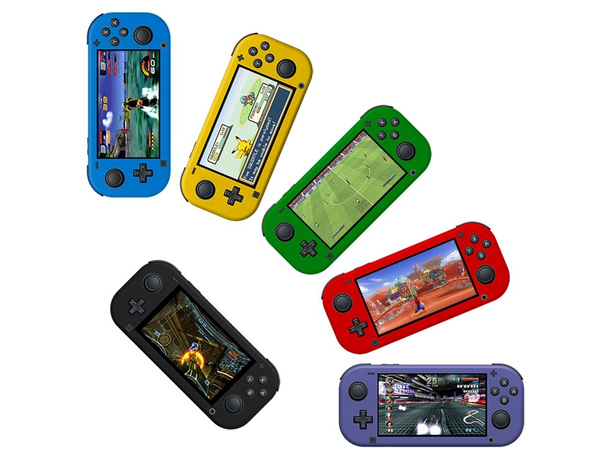 Un concept de Nintendo Switch pour enfant