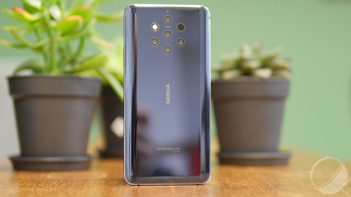 Le Nokia9 PureView