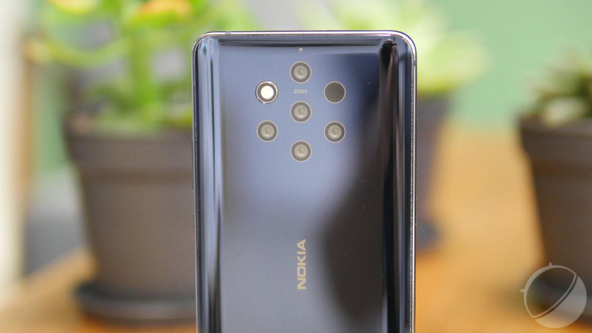 Le Nokia 9 PureView