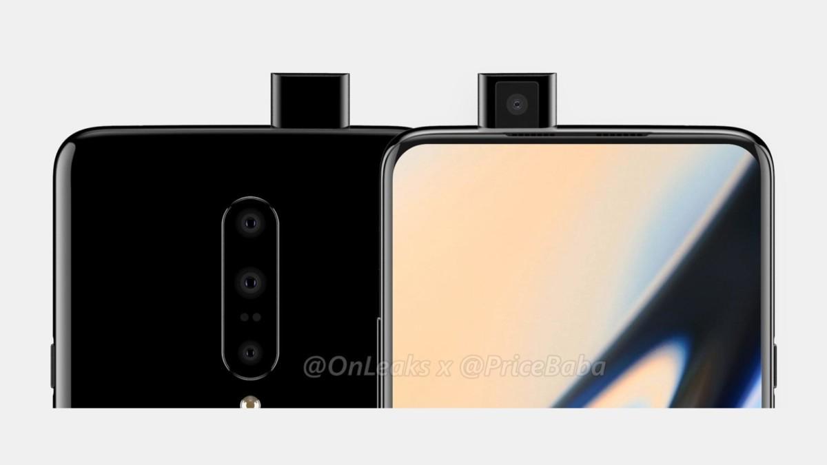 Voici le OnePlus 7 : l'encoche ferait place à une caméra rétractable