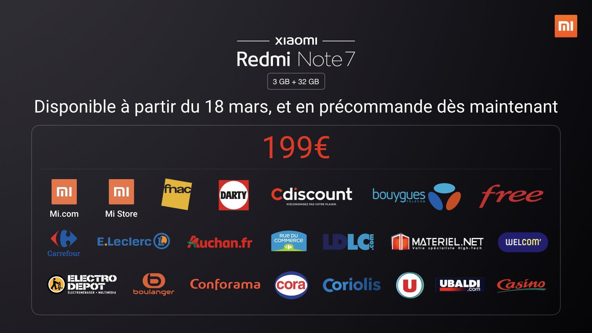 Try These Xiaomi Redmi Note 7 64gb+4gb Ram Carrefour