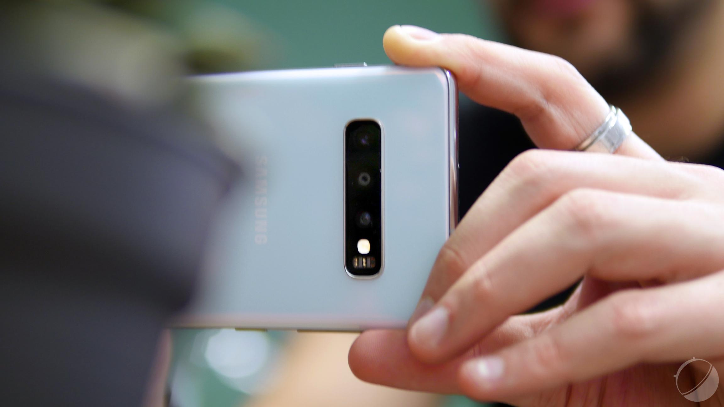 Le Samsung Galaxy S11 voudrait être une oeuvre d'art surréaliste