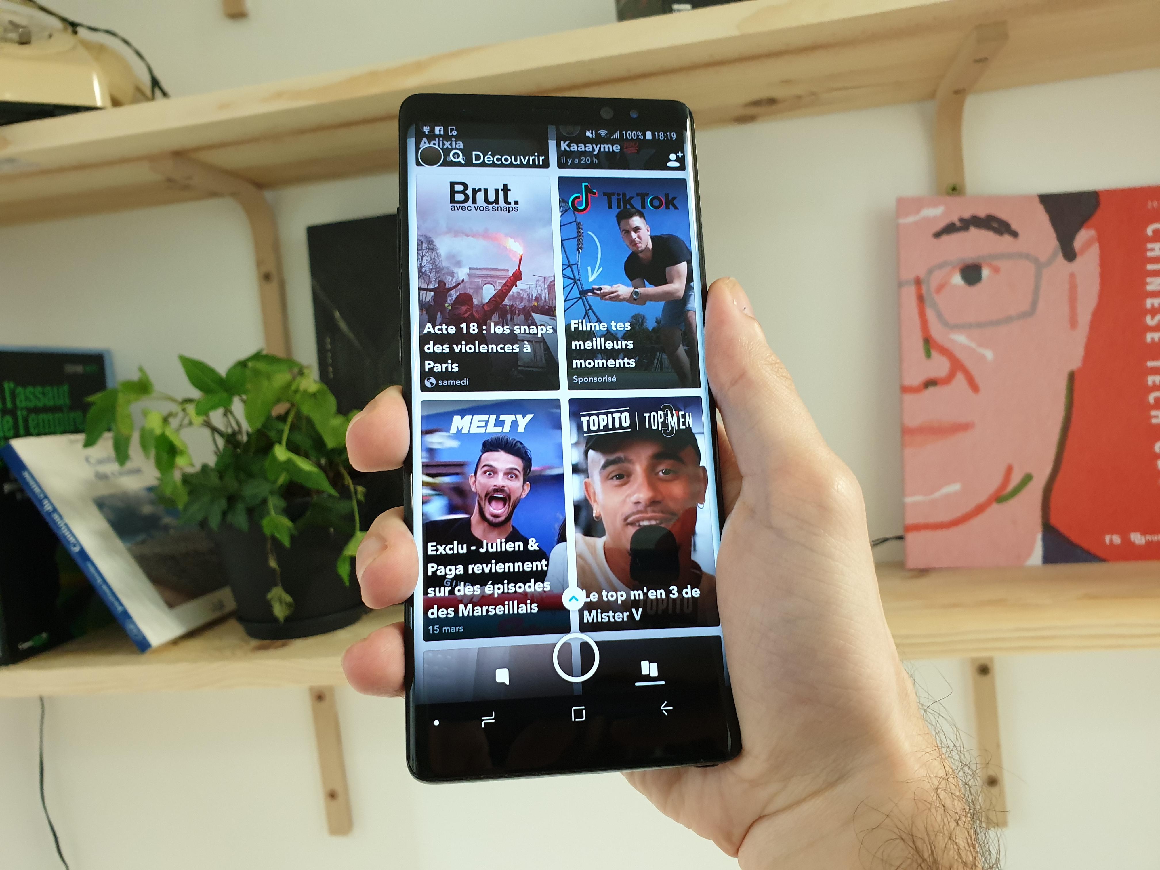 On a favorisé la croissance au lieu des performances » : Snapchat admet ses erreurs sur Android et s'explique