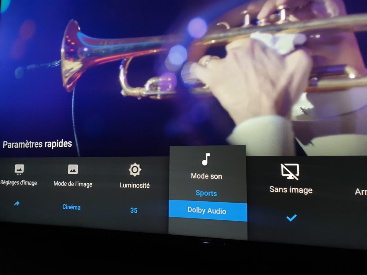 Test du Sony KD-75XG95 : une image de qualité et une ergonomie réussie