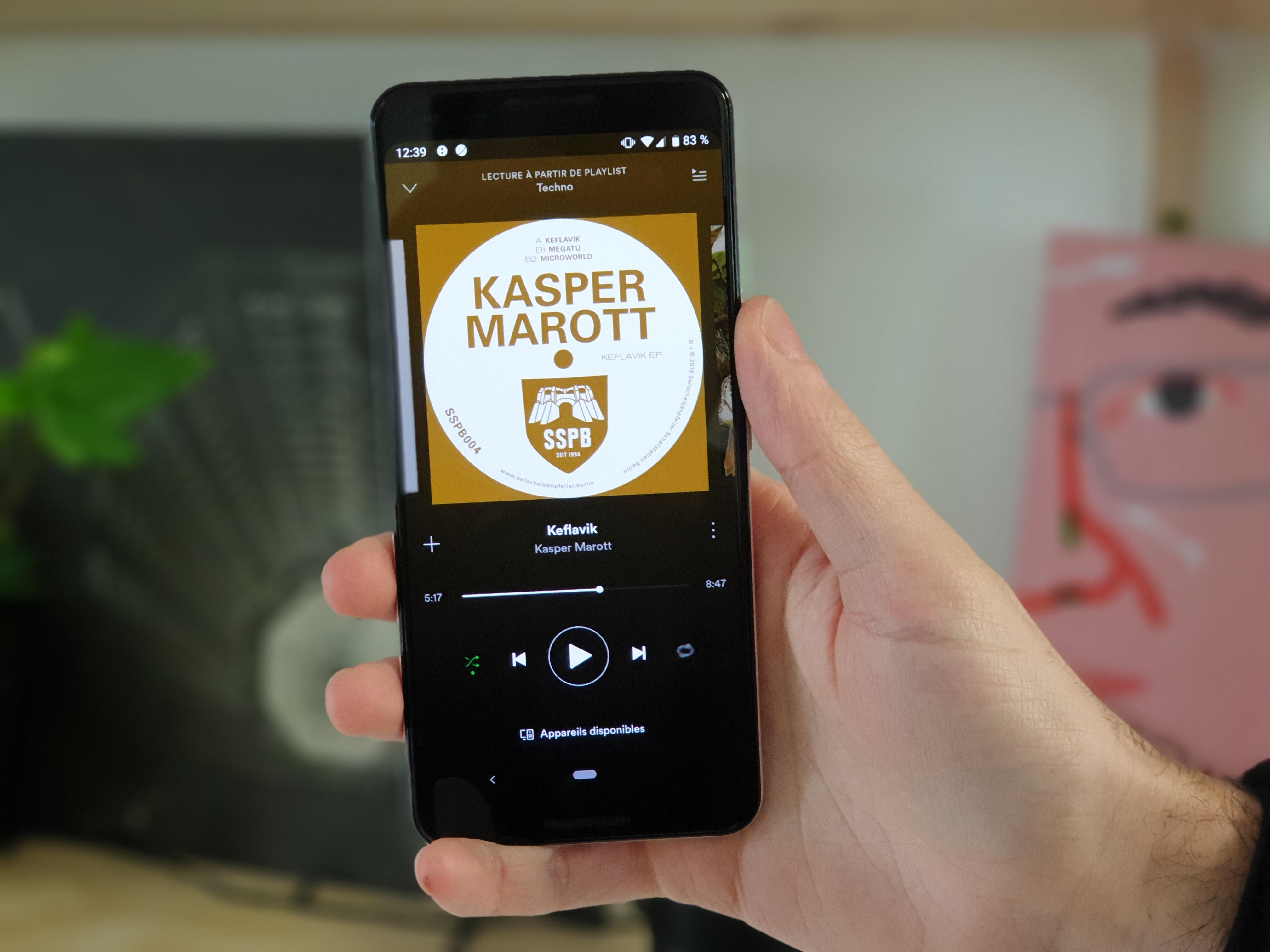 Apple : Spotify veut les avantages du gratuit sans être gratuit, dit Apple