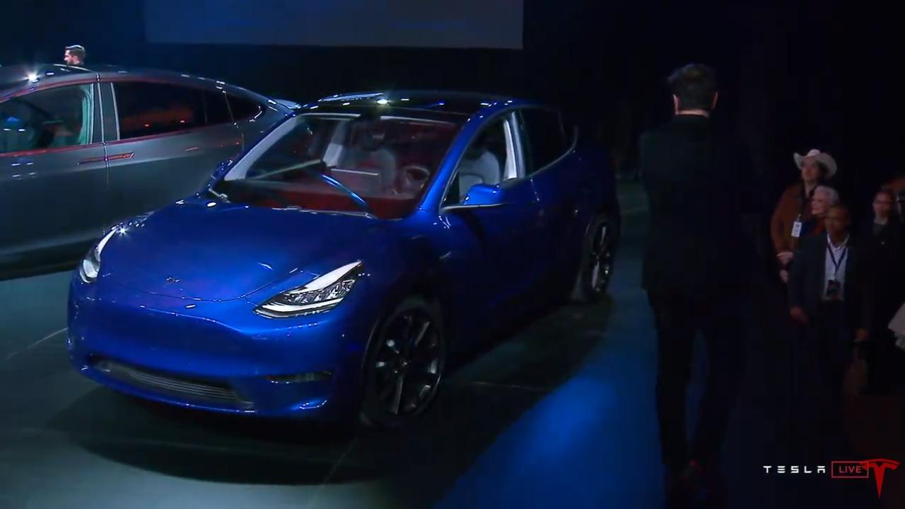 Tesla Model Y officialisé : design, fiche technique, fonctionnalités et prix du nouveau SUV
