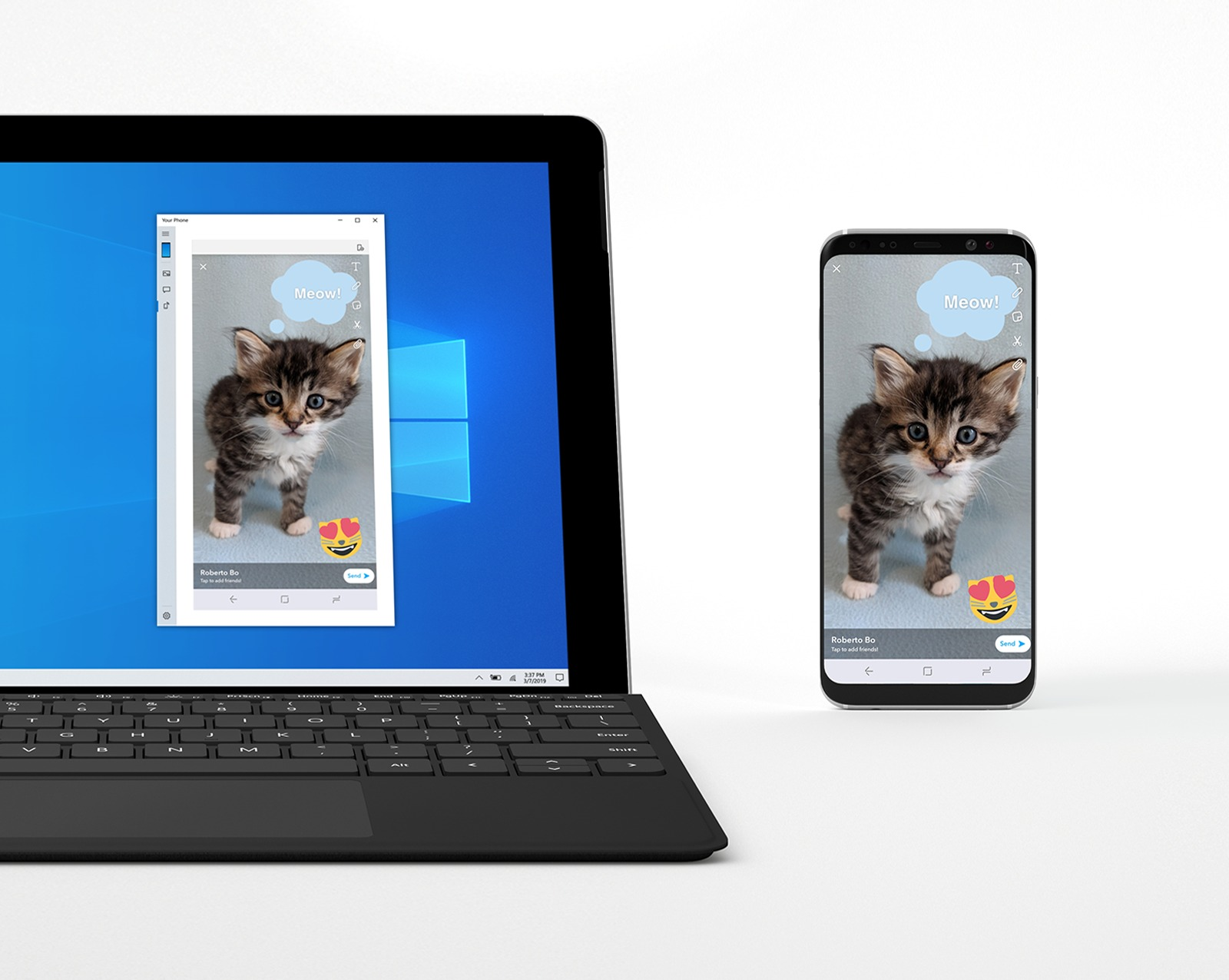Windows 10 vous permettra bientôt d'afficher et interagir avec vos applications Android