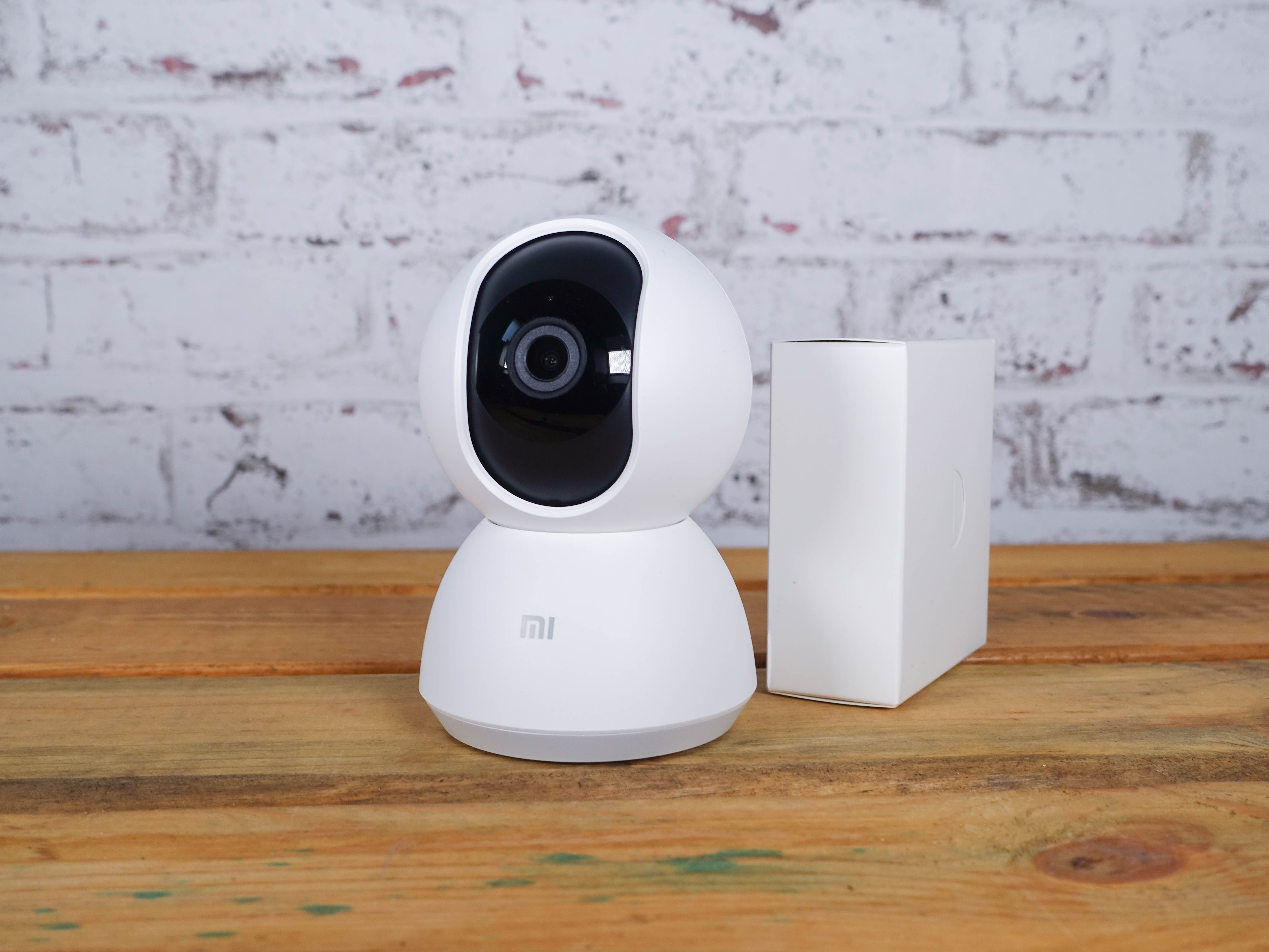 Test Xiaomi Mi Home Security Camera 360° : que vaut la