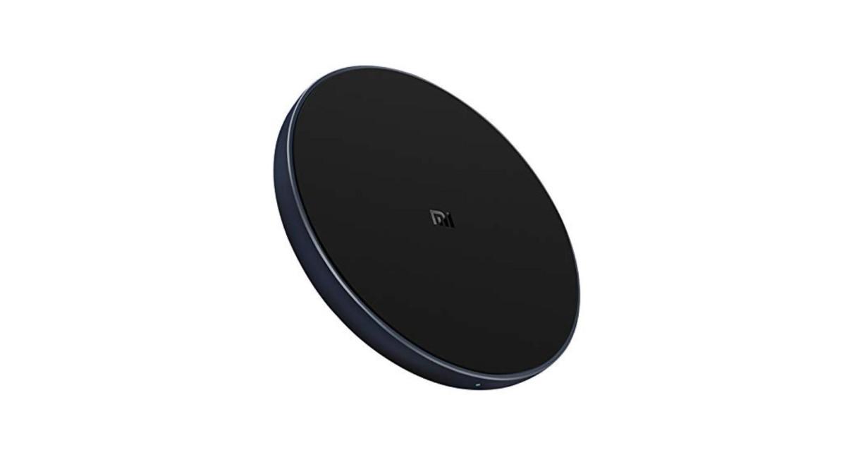 🔥 Bon plan : la station de charge sans fil Xiaomi Qi (jusqu'à 10W) s'affiche à 16 euros
