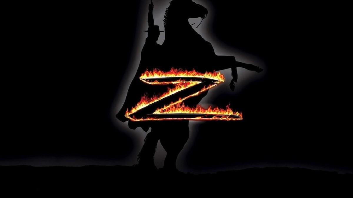 Comme Zorro, Google veut signer son smartphone d'un Z (image : Syfy)