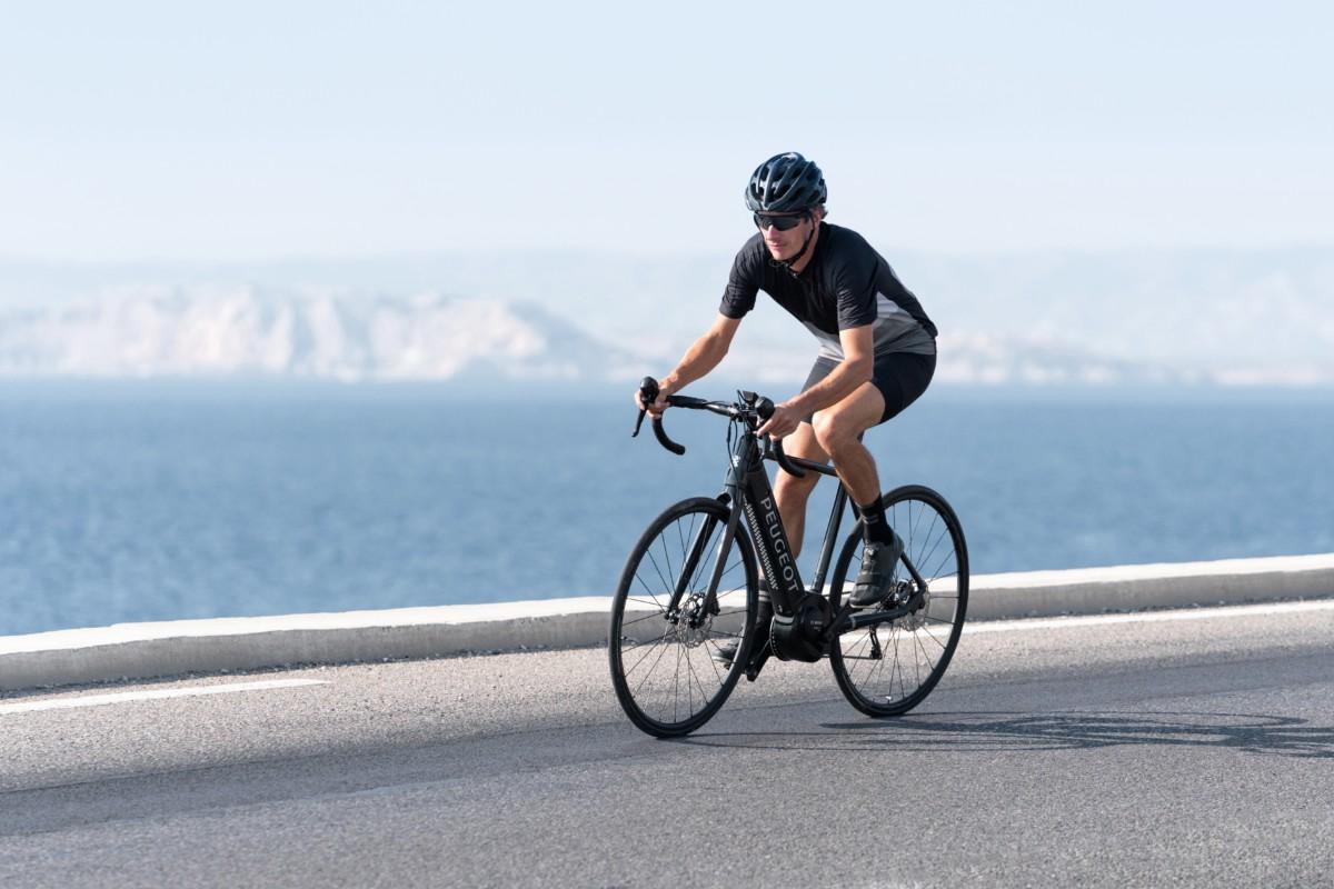 Peugeot eR02 Ultégra PowerTube – Crédit photo: Peugeot Cycles