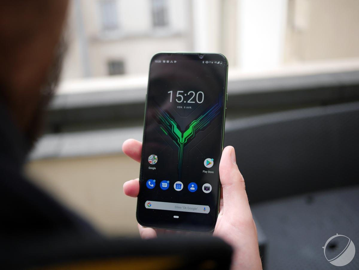 Tencent (PUBG Mobile) chercherait à développer son smartphone gaming