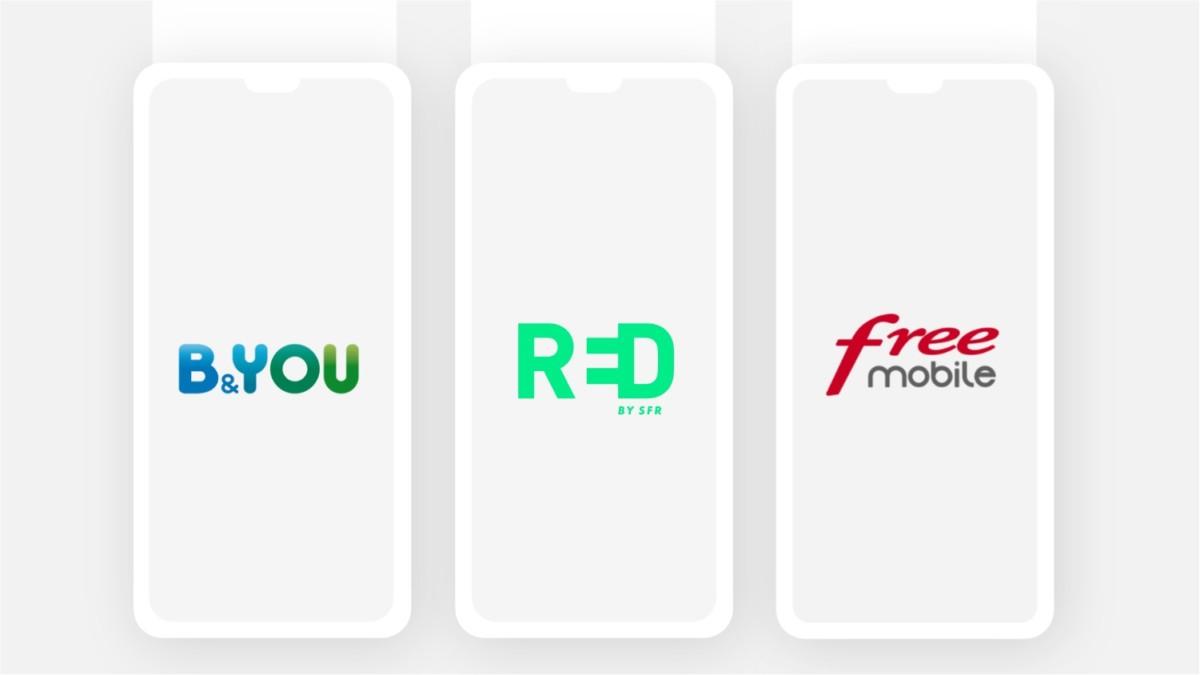 Forfait mobile : derniers jours pour les offres Bouygues, RED et Free sans engagement