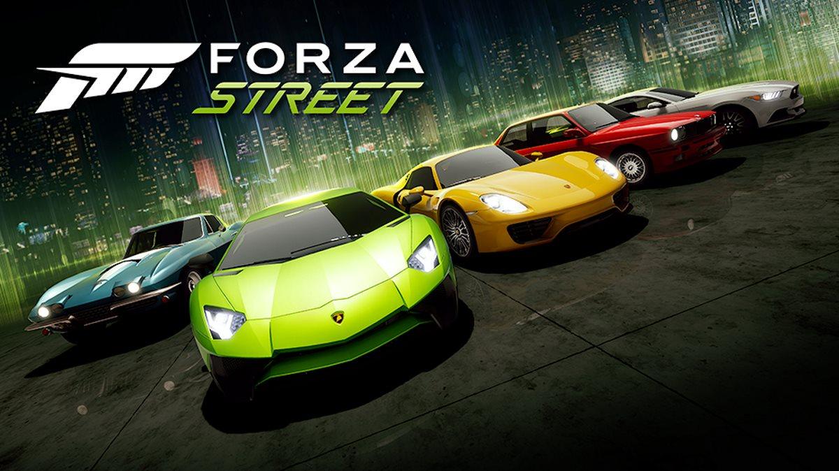 Forza Street : Microsoft annonce son jeu de course sur Android et iOS