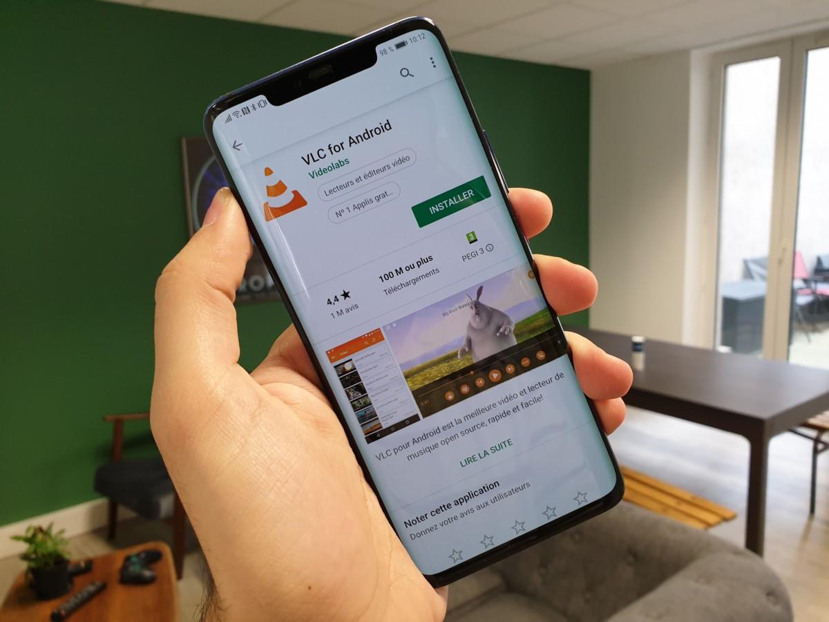 VLC : nouveau design du lecteur en approche pour son application Android