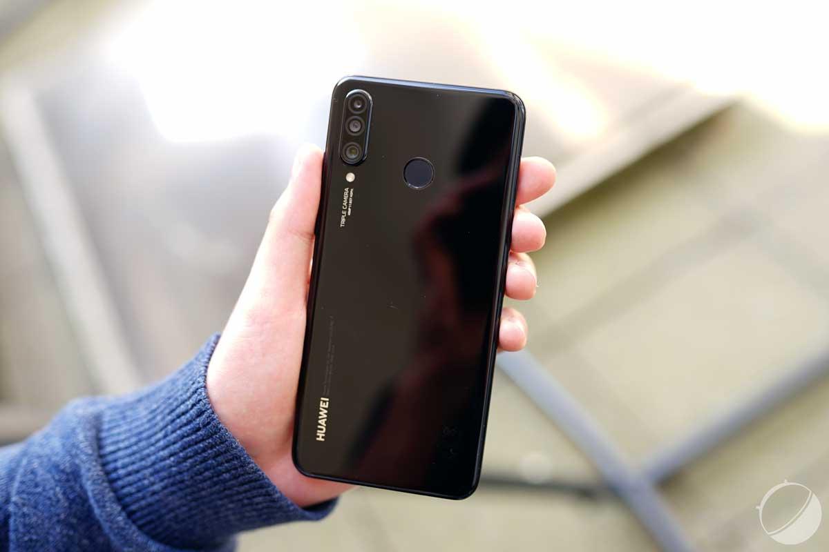 Ceci est un HuaweiP30 Lite