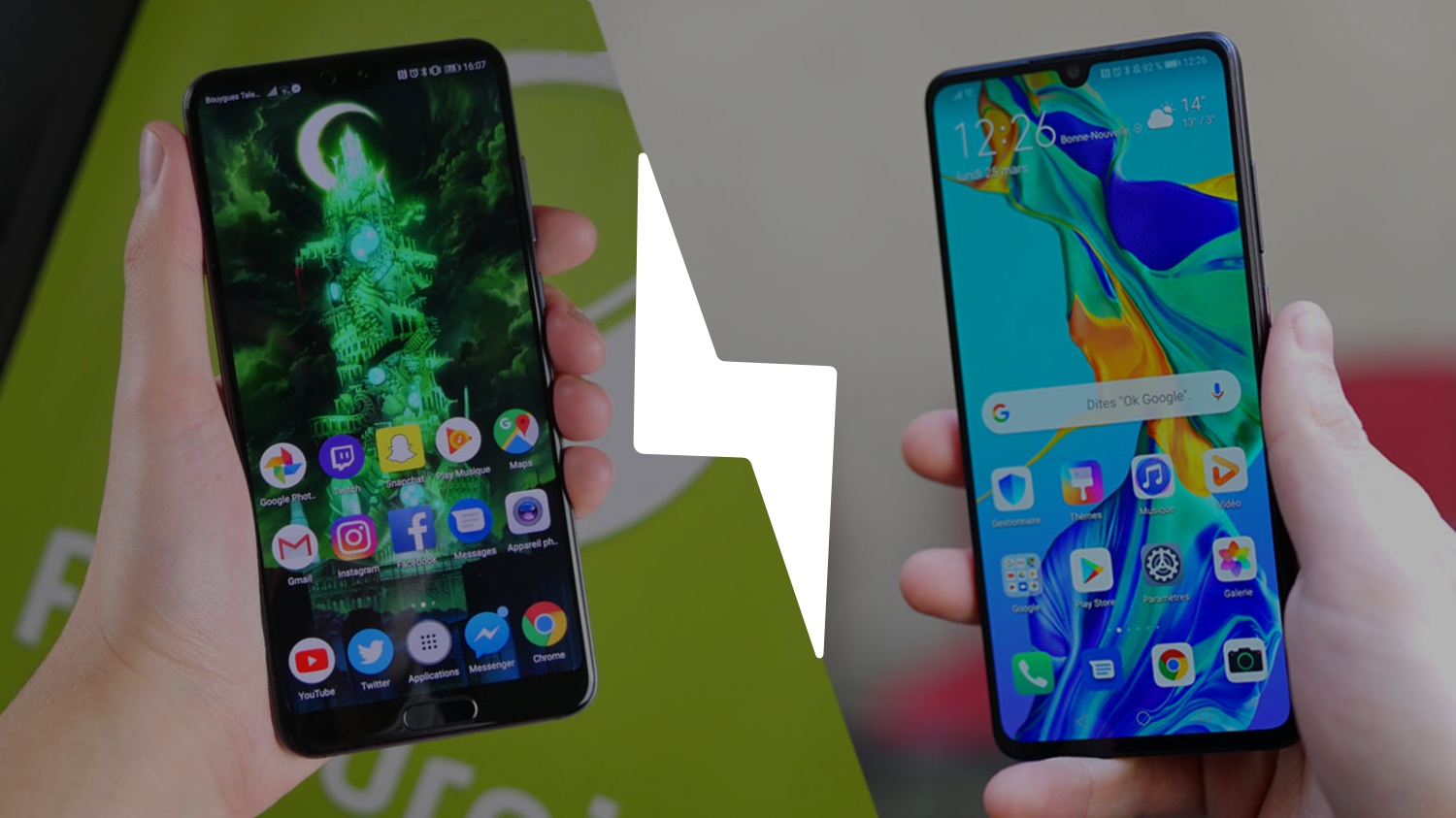 Huawei P30 vs  Huawei P20 Pro: what's your best smartphone