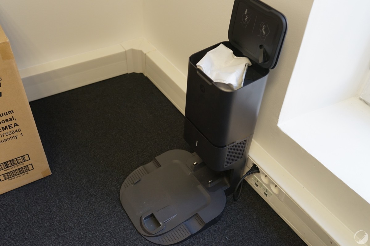 Test du iRobot Roomba i7+ : la rolls-royce des aspirateurs-robot