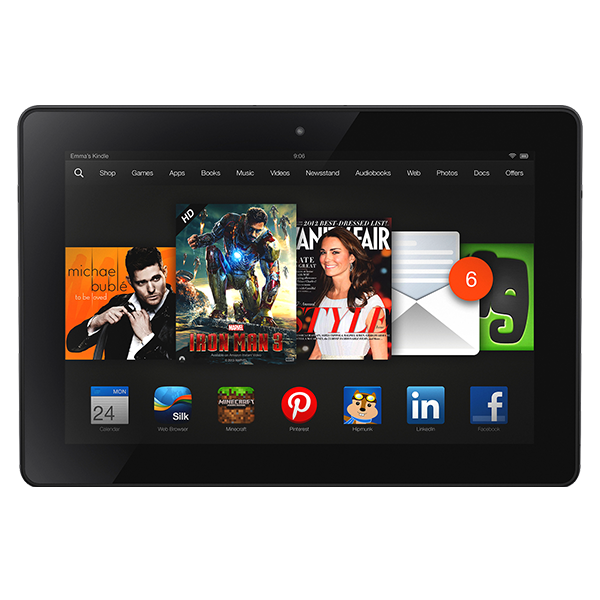 Amazon Kindle Fire - 7 pouces
