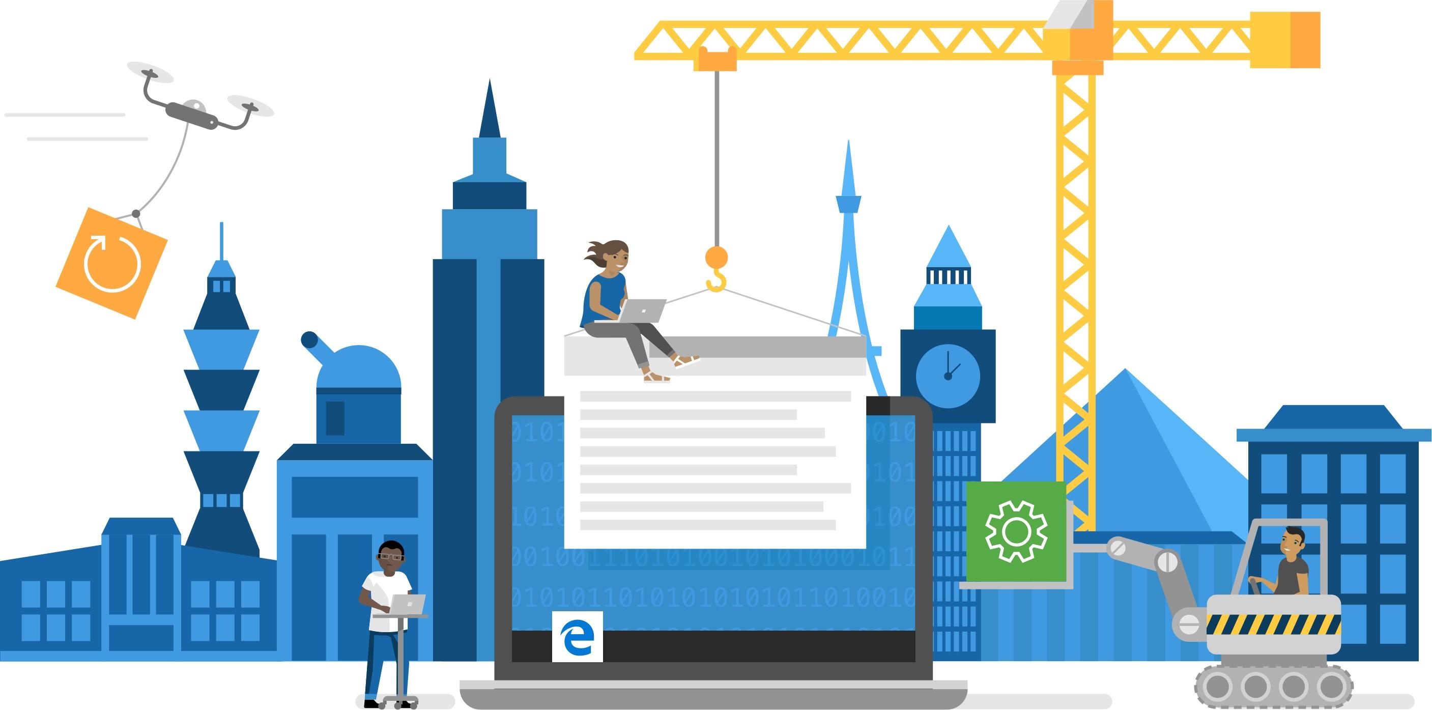 Microsoft Edge (Chromium) : beta disponible en téléchargement et feuille de route des nouveautés