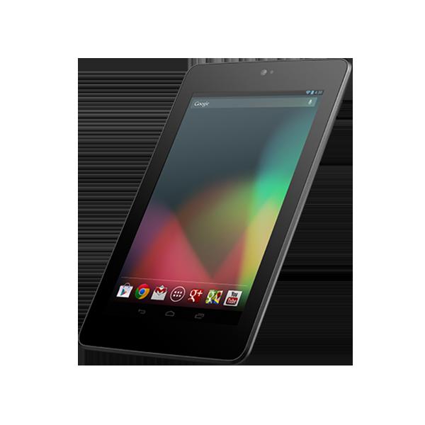 Google Asus Nexus 7 - 7 pouces