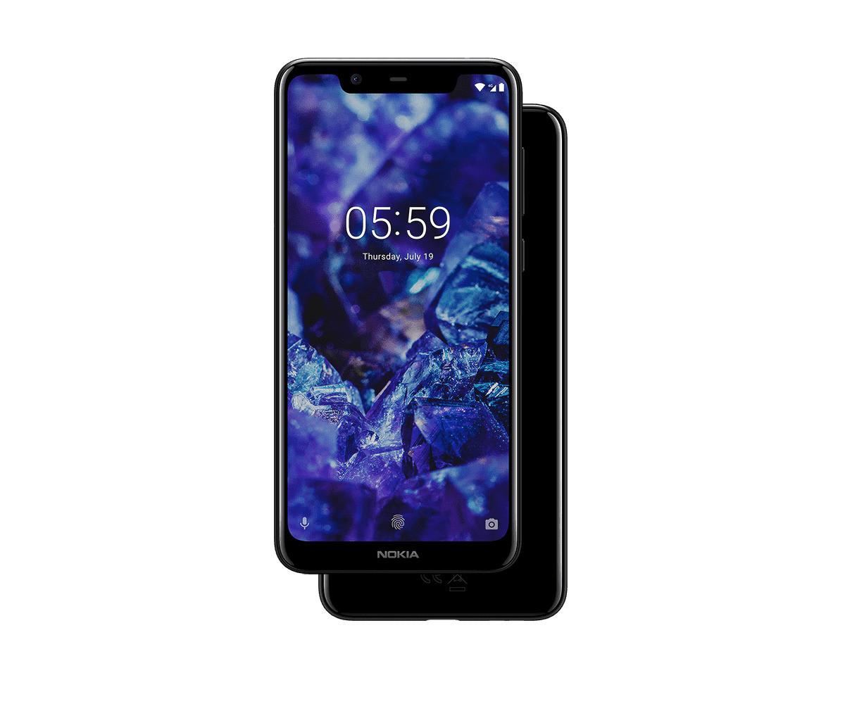 Le Nokia 5.1 Plus.