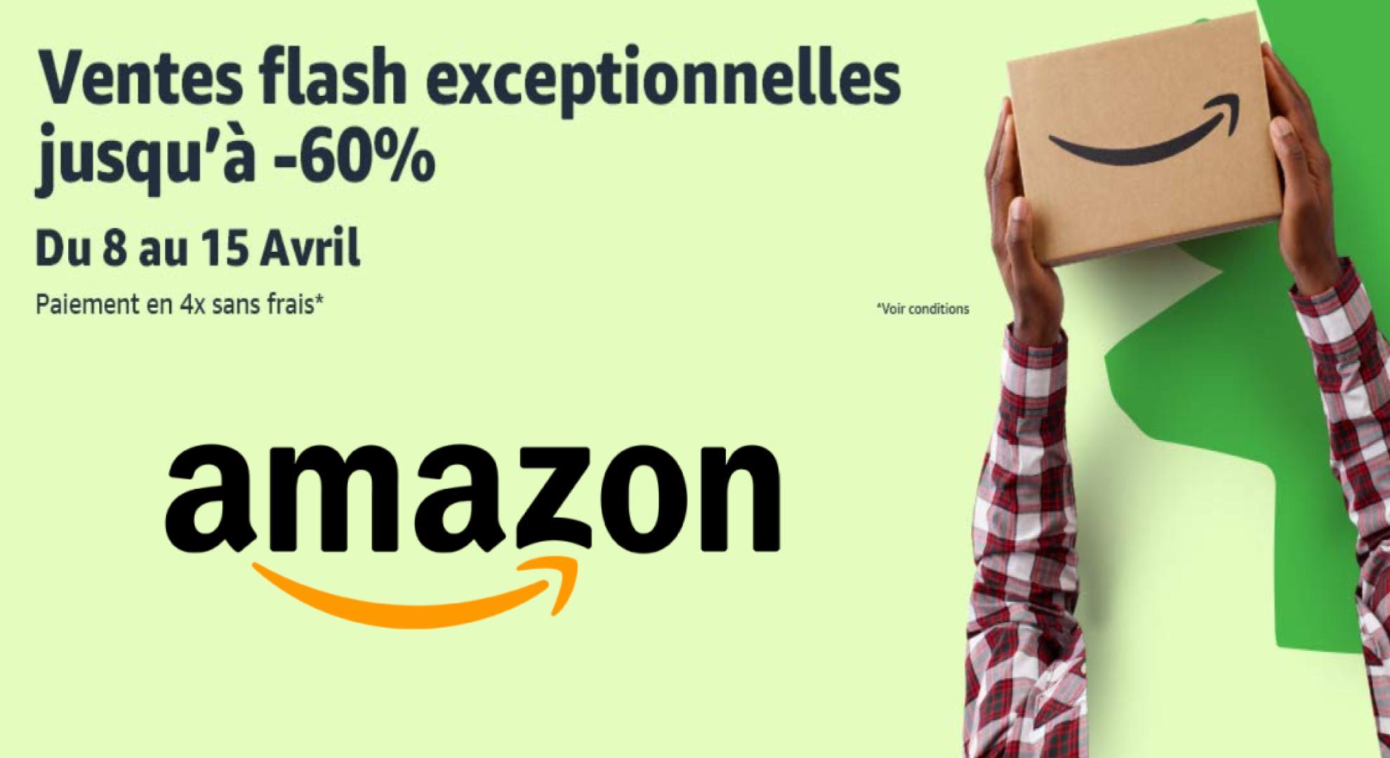 8ad064e99b897 Jusqu'à ce soir, des centaines de produits sont en promotion sur Amazon. De  plus, il est possible de payer en 4 fois sans frais et de profiter de la ...