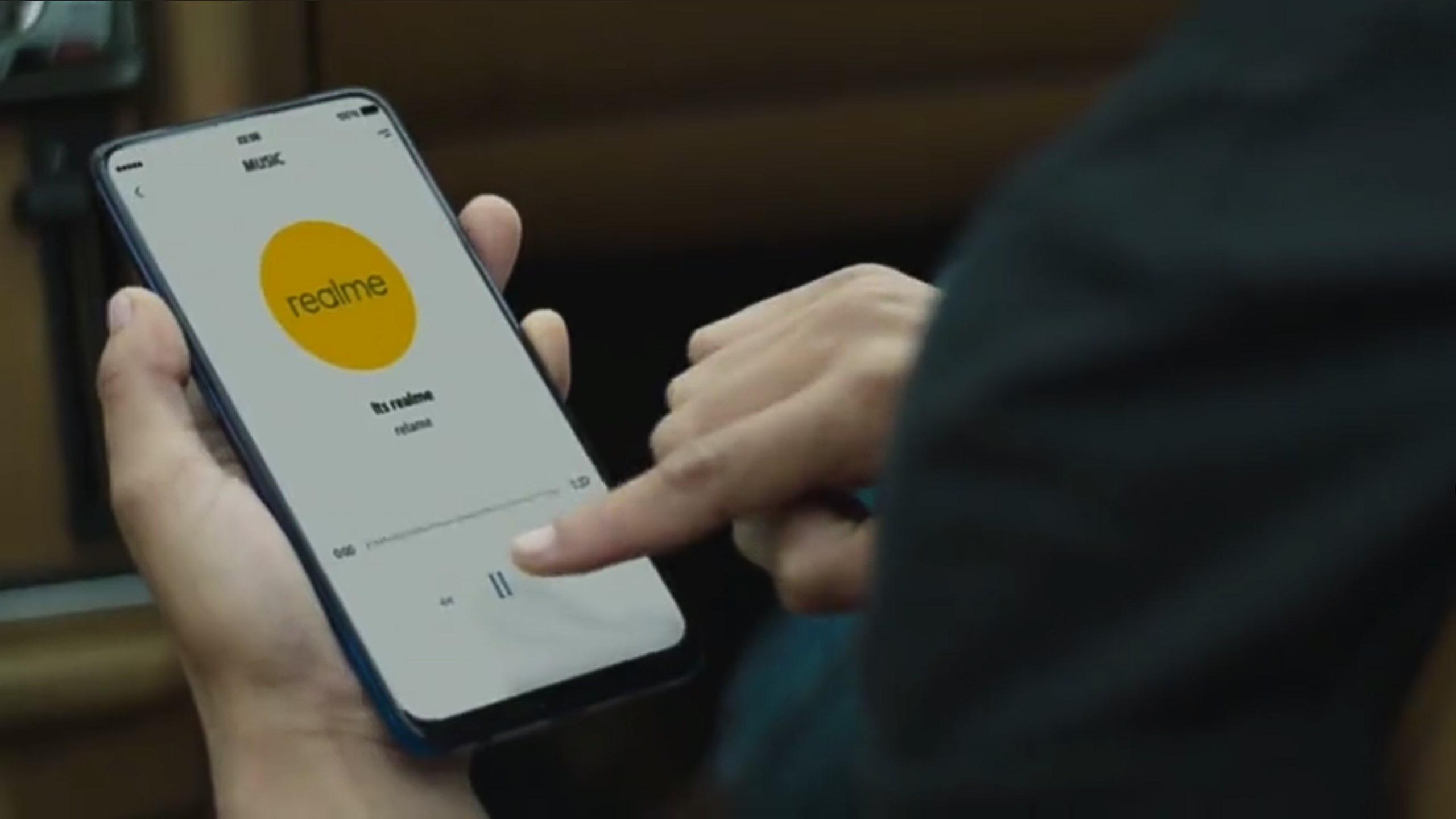 Realme X : le nouveau smartphone « full screen » est confirmé