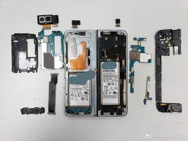 Samsung Galaxy Fold : plusieurs gros problèmes avant même sa commercialisation