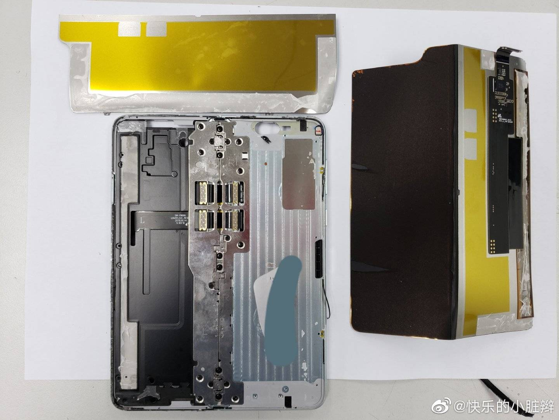 Samsung Galaxy Fold : encore des problèmes d'écran !