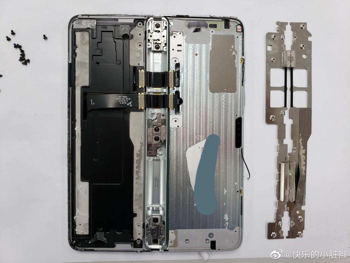 Catastrophe : c'est la Bérézina pour les Samsung Galaxy Fold