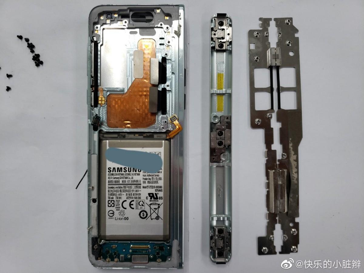 Samsung répond aux problèmes de certains testeurs du Galaxy Fold