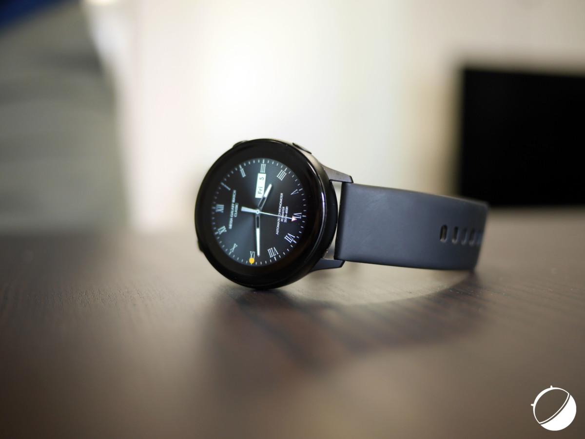 La Samsung Galaxy Watch Active