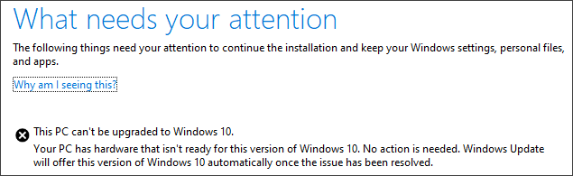 Windows 10 ne veut pas se mettre à jour ? Essayez de débrancher votre clé USB