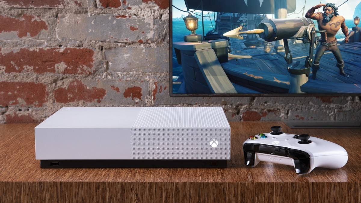 La Xbox One S All Digital Edition n'a pas suffi à redresser les ventes