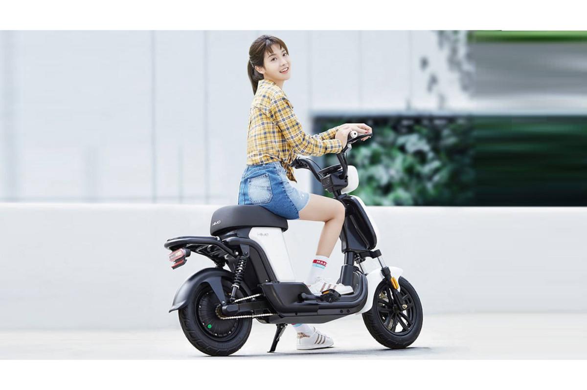 Pourtant conçu avec des pédales, le HimoT1 reste un cyclomoteur électrique exclusivement dédié à la ville. Mais son point fort réside surtout dans son prix: 450dollars.