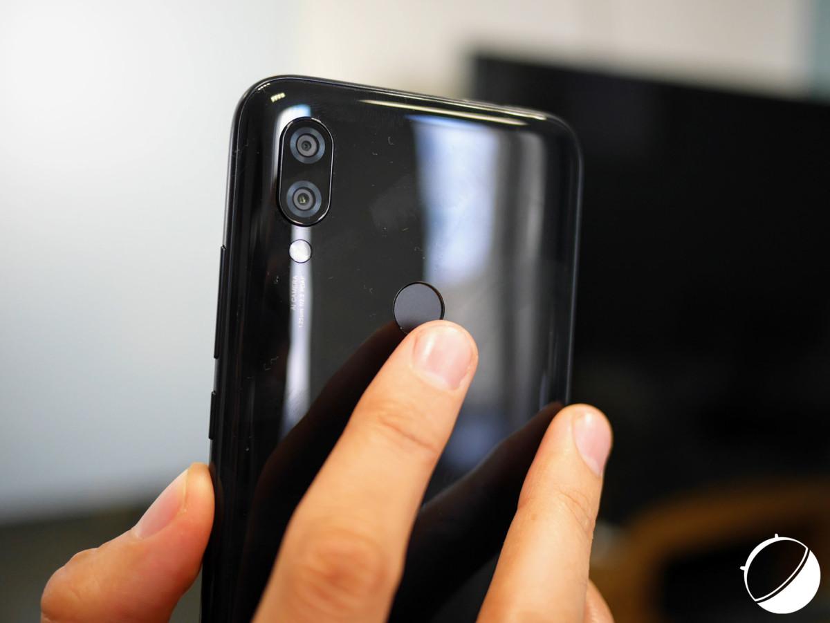 Le Xiaomi Redmi7