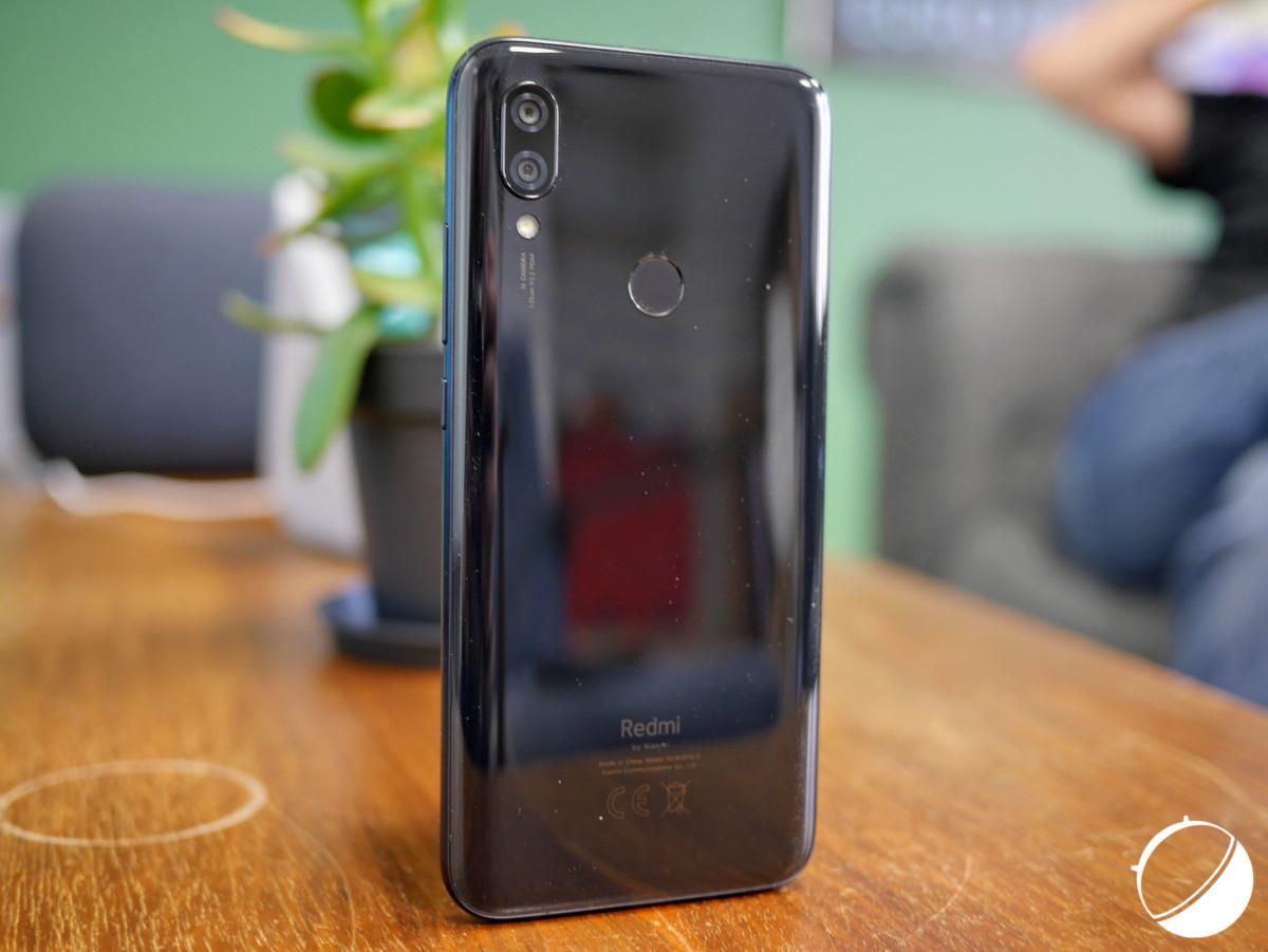 Le Xiaomi Redmi 7