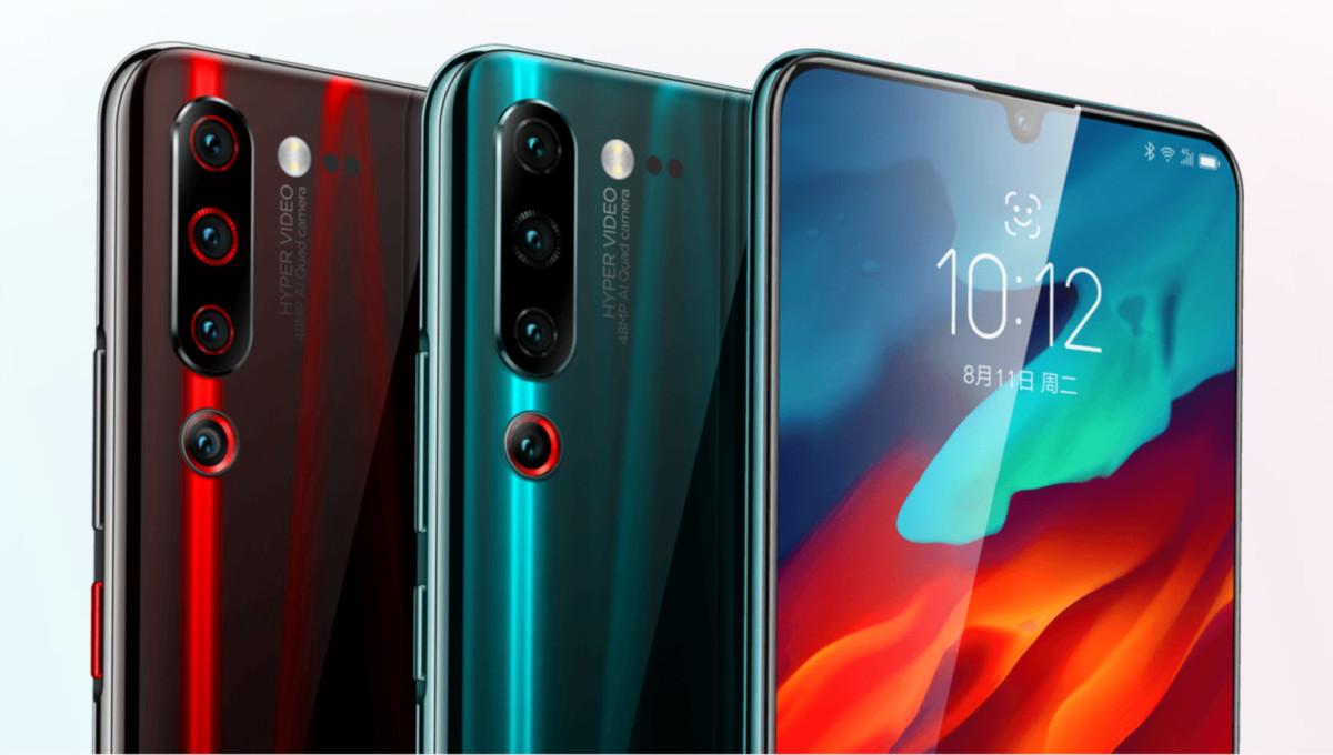 Lenovo officialise le Z6 Pro et son quadruple capteur photo