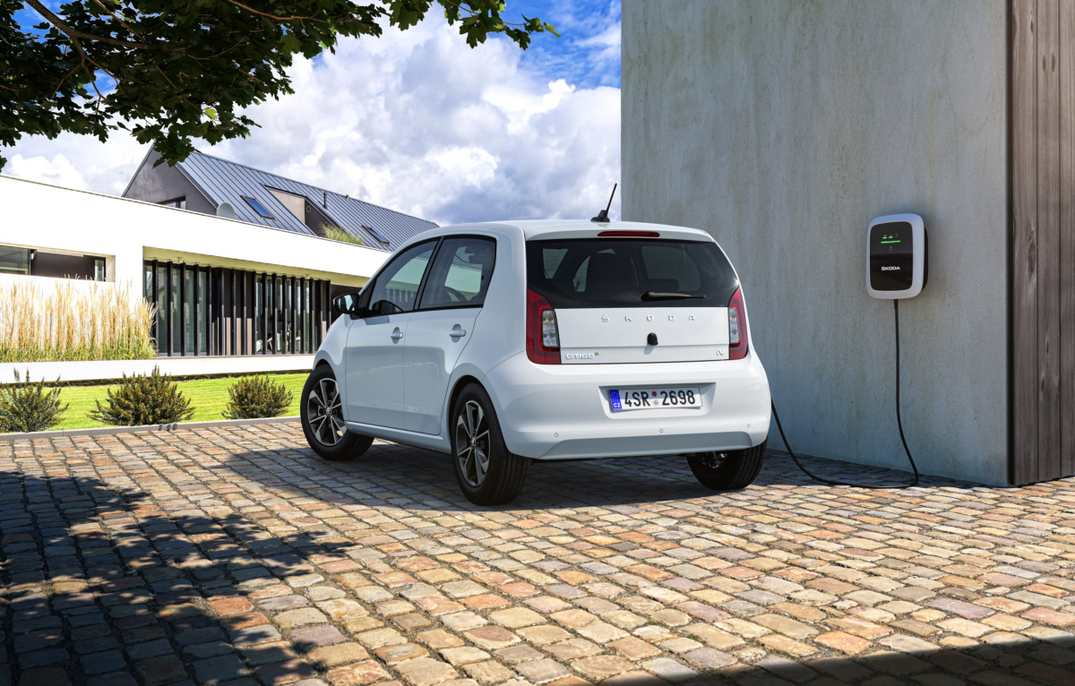 ŠKODA CITIGOe iV, une nouvelle micro-citadine électrique à un prix abordable