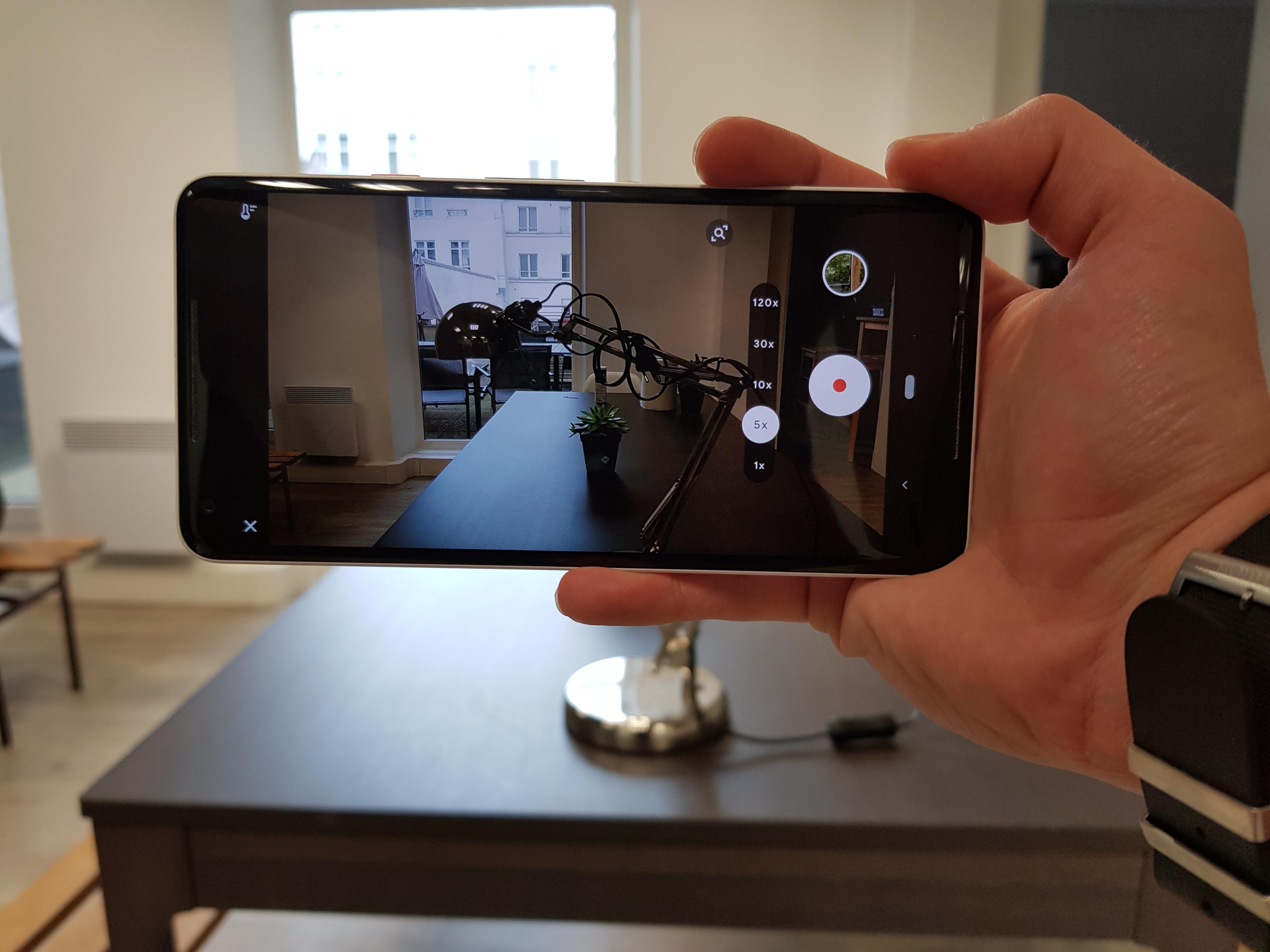 Google Camera : un mode time-lapse et le RAW en mode nuit