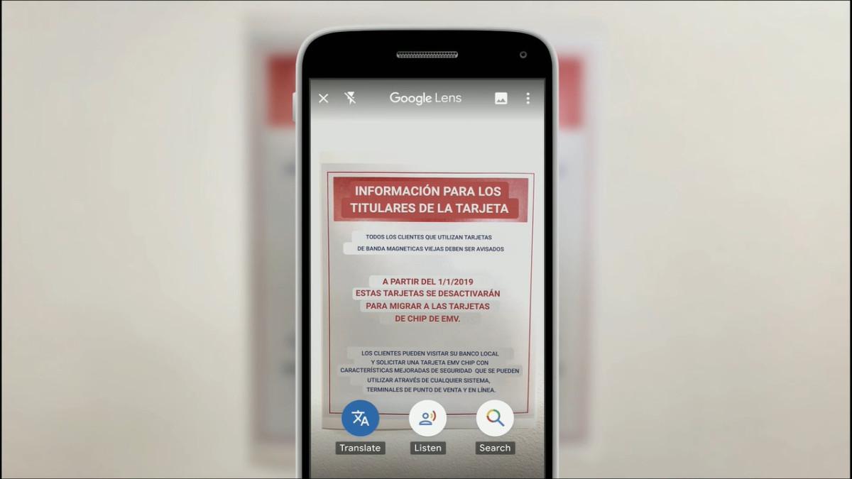Google Lens vous aidera à choisir votre menu et à partager l'addition au restaurant