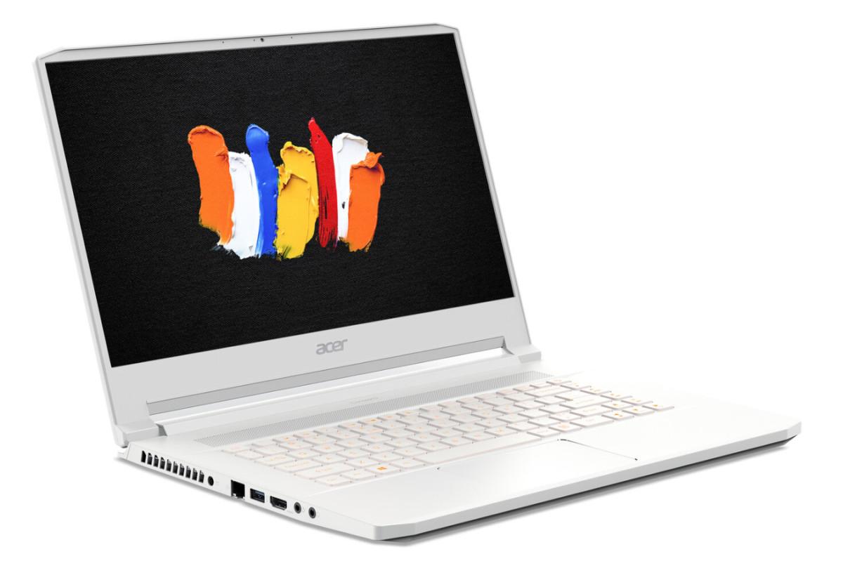 Acer ConceptD 7 avec GPU Quadro RTX