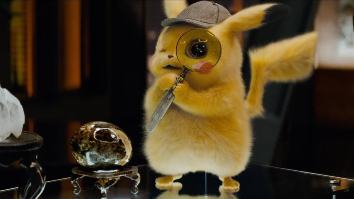 Extrait du film Détective Pikachu